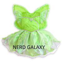 Walt Disney Officially Licensed Tinkerbell Costume Dress, Disney Store