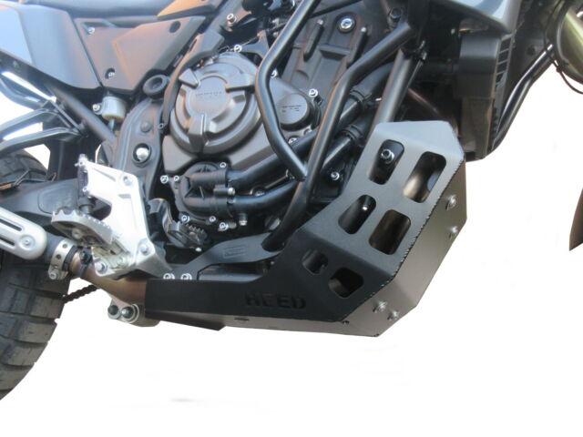 Cubrecarter Defensa protector Heed Yamaha Tenere 700 - acero negro