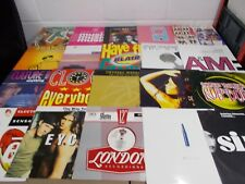 Vinyl Records Job Lot of 20 12'' Singles Lot 14