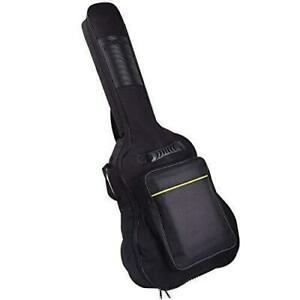 41 Inch Guitar Gig Bag Waterproof Thicken 8Mm Case Acoustic Folk Guitar Ba M4A7