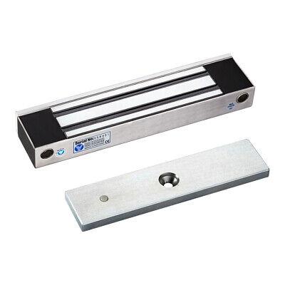 Single Door Electric Magnetic Lock Alarm Buzzer YLI YM-350BZ 350kg 800Lbs