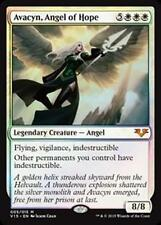 Foil AVACYN, ANGEL OF HOPE From the Vault: Angels MTG White Creature Rare