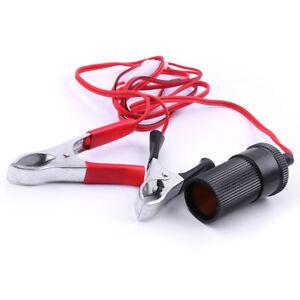 Car Battery Terminal Cigar Lighter 12v Female Socket Plug Connector