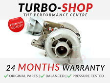 Ford Focus, Mondeo, C-MAX 1.6 TDCI Turbocharger - 753420-5