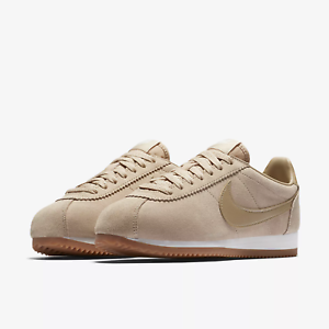 Womens Nike Classic Cortez Suede AA3839-200 Mushroom Brand New Size 11
