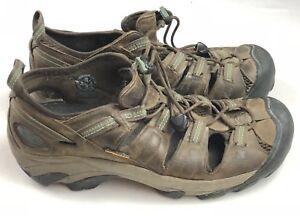 bed2a4d2da8 KEEN Mens Arroyo II Hiking Sandal Slate Black   Bronze Green US Size ...