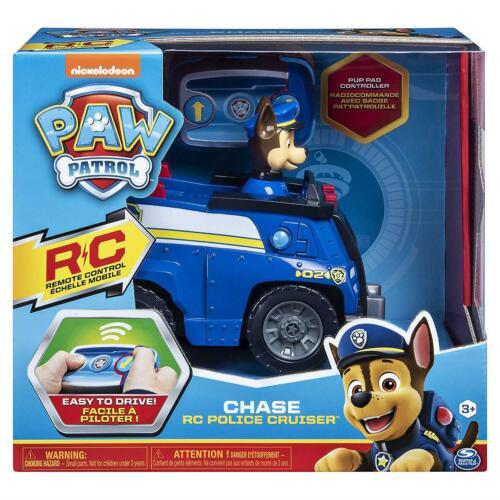 Paw Patrol Chase RC Police Cruiser Remote Control Car