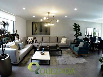 Casa amueblada norte de Aguascalientes, dentro de exclusivo fraccionamiento Muralia Residencial