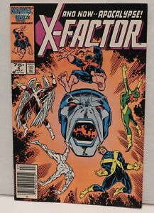 X-Factor-6-First-Appearance-of-Apocalypse-1986