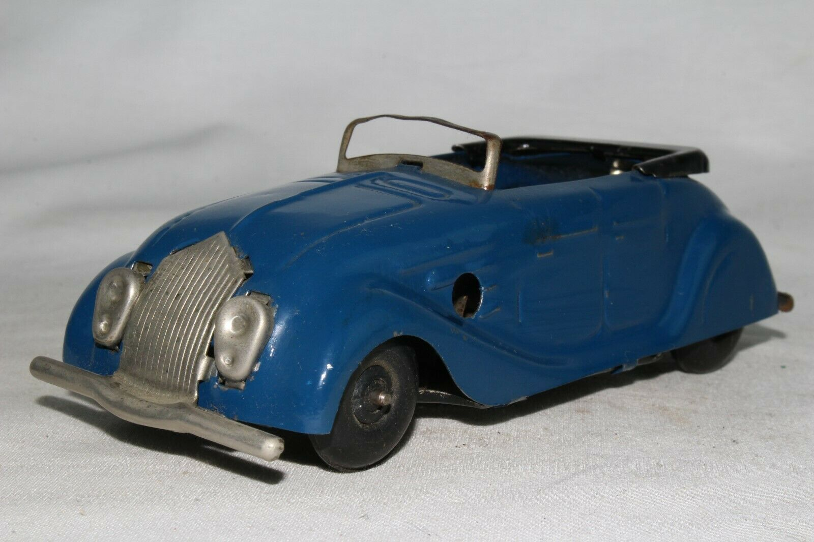 Triang Minic 588ms Chrylser Luftstrom Cabrio Coupe, Original