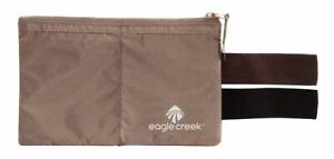 Eagle Creek Necessities Sous Couverture Hidden Pocket Porte-monnaie Marron Kaki Unisexe-afficher Le Titre D'origine Performance Fiable