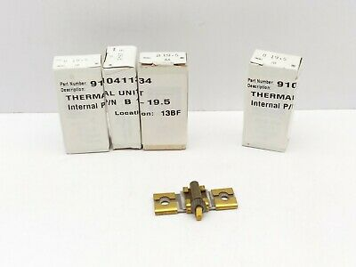 3x New Square D B19.5 Overload Relay Thermal Unit