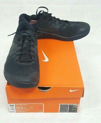Nike Metcon 4 Black Men's Size 10.5