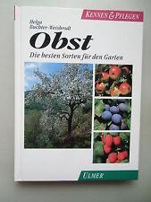 Obst Die besten Sorten für den Garten 1993