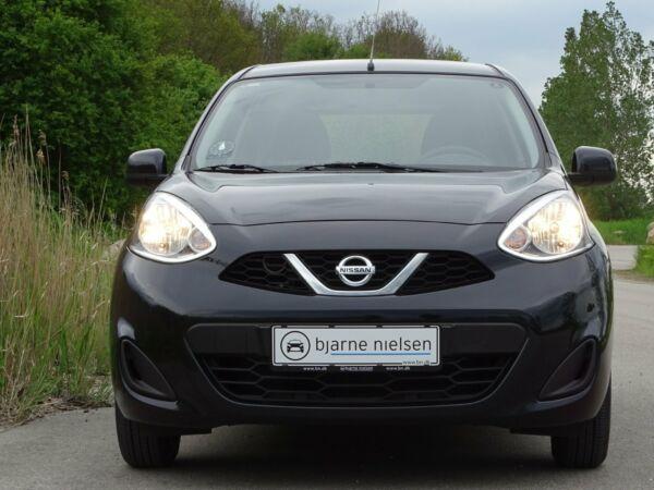 Nissan Micra 1,2 80 Acenta - billede 2