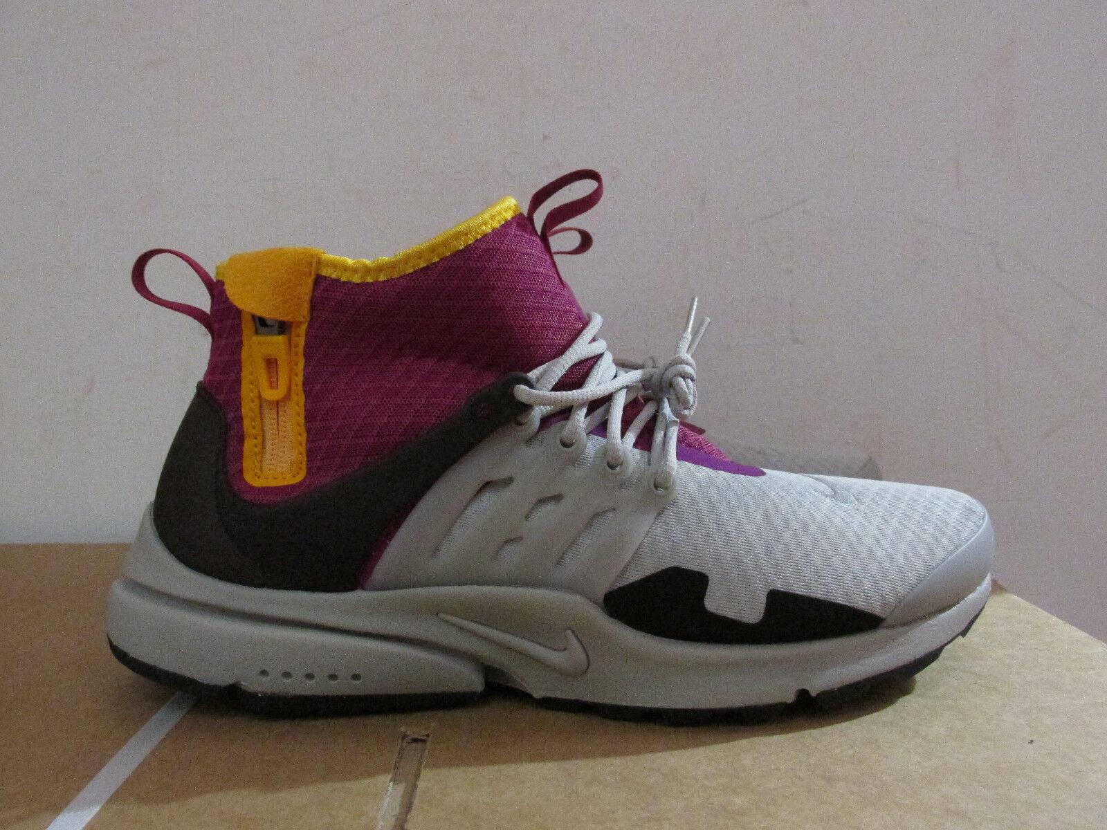 Nike Presto Presto Presto Mid SP Air AA0868 006 Da Uomo Scarpe da ginnastica Scarpe da ginnastica SVENDITA 03b71e