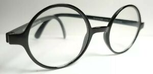 Harry-Potter-Replica-Round-Frame-Clear-Lens-Glasses-Halloween-Costume