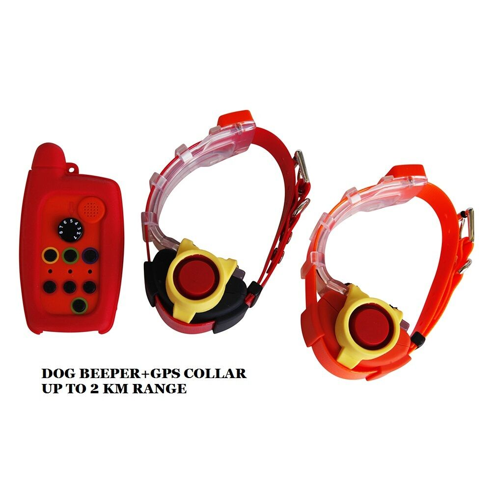 Remote Dog Beeper Collar With Gps Tracker Tracker Tracker 916c6d