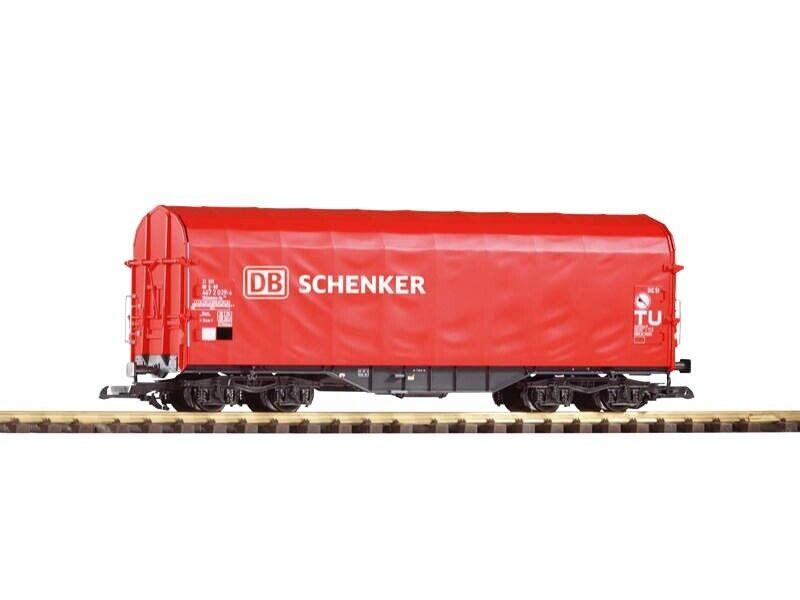 PIKO 37717 pianificare scorrevoli carrello SHIMMNS-TU 718 DB Schenker, Ep. vi, Traccia G