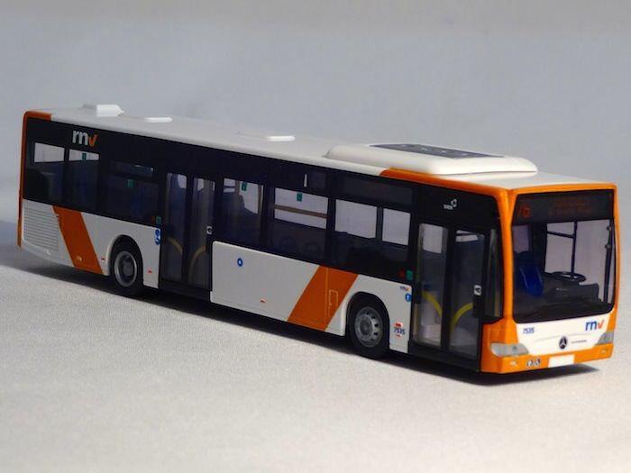 Rietze 66981-7 Mercedes Benz Citaro II RNV 76 Maudach 1 87 NEU & OVP