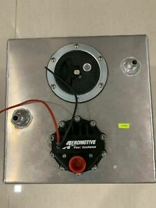 Aeromotive 5.0 Brushless Stealth Fuel Cell – 6 Gallon - 18377