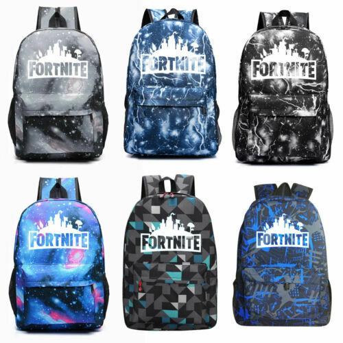 Fortnite Battle Royale Xmas  Student Backpack Reiserucksack Schultasche Rucksäck