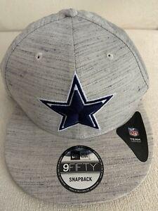 New-Era-Dallas-Cowboys-9Fifty-950-Snapback-Hat-NFL-Football-Flat-Bill-Hat-NEW
