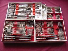 WMF 3200 Barock 90er versilbert 12 Personen 96 Teile