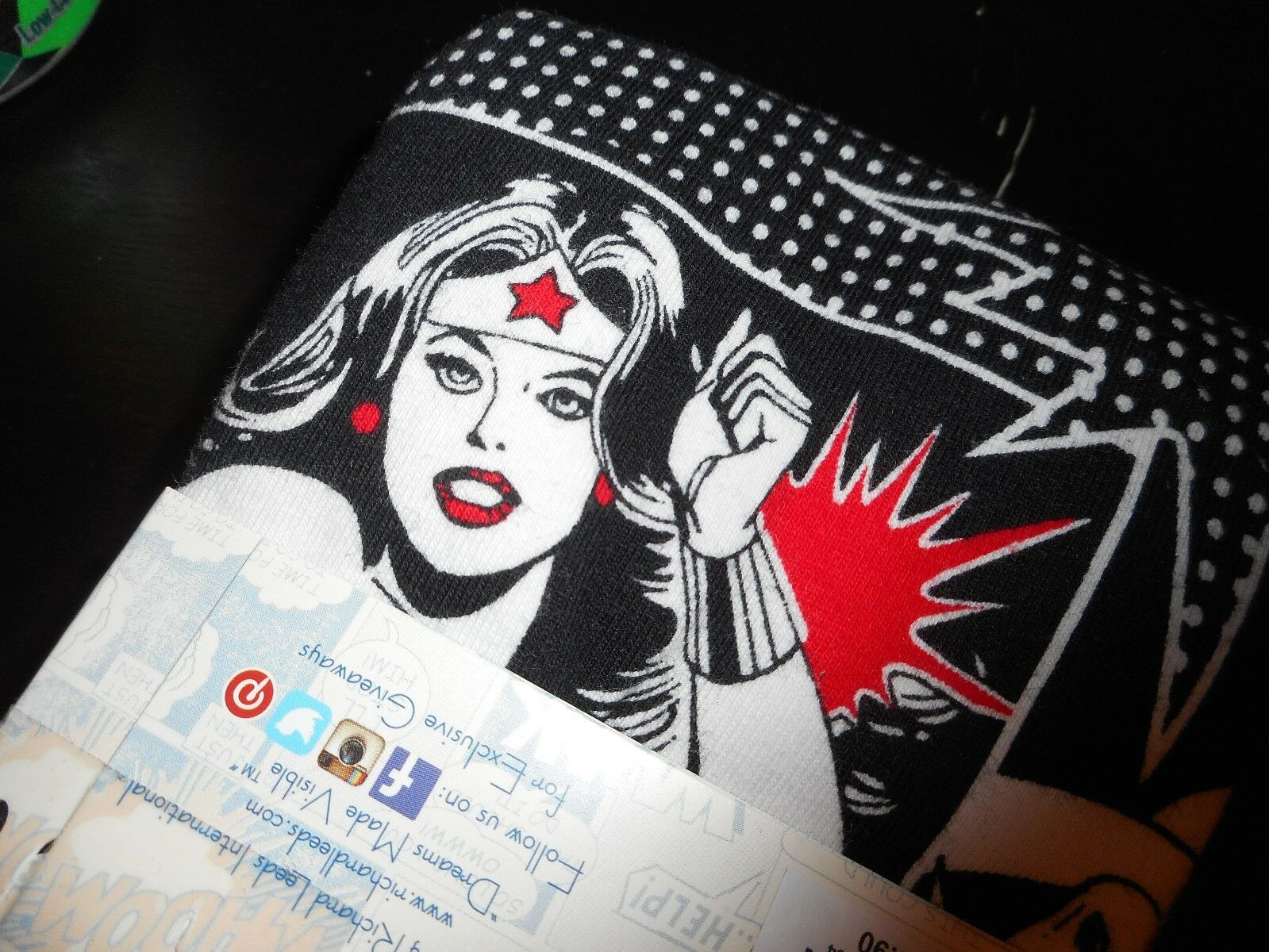 NWT DC COMICS ORIGINALS LEGGINGS WONDER WOMAN BAT GIRL SUPER GIRL SZ 3 22 24