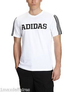 Tee-Shirt-ADIDAS-Essential-Lin-S-S-Climalite-Maillot-HOMME-T-M-Neuf-29-95-euros