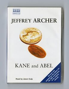 Kane-and-Abel-by-Jeffrey-Archer-MP3CD-Audiobook
