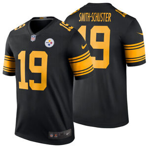 low priced d828e 18444 Details about NEW Nike 2019 JuJu Smith-Schuster Color Rush Legend Jersey  Pittsburgh Steelers