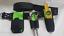 BBI-Scaffolding-Green-Nylon-amp-Leather-Tools-Belt-2-in-1-Padded-Work-Tool-Belt thumbnail 1