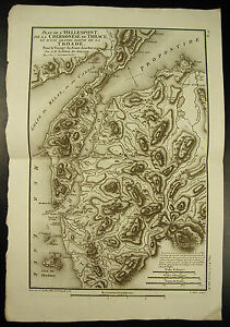 Hellespont-Thracian-Chersonese-amp-Part-Of-Troad-Card-1790-Barbie-Of-Hedgerow-Map