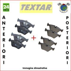 Kit-Pastiglie-freno-Ant-e-Post-Textar-DAIMLER-LANDAULETTE-LIMOUSINE-COUPE-2-8