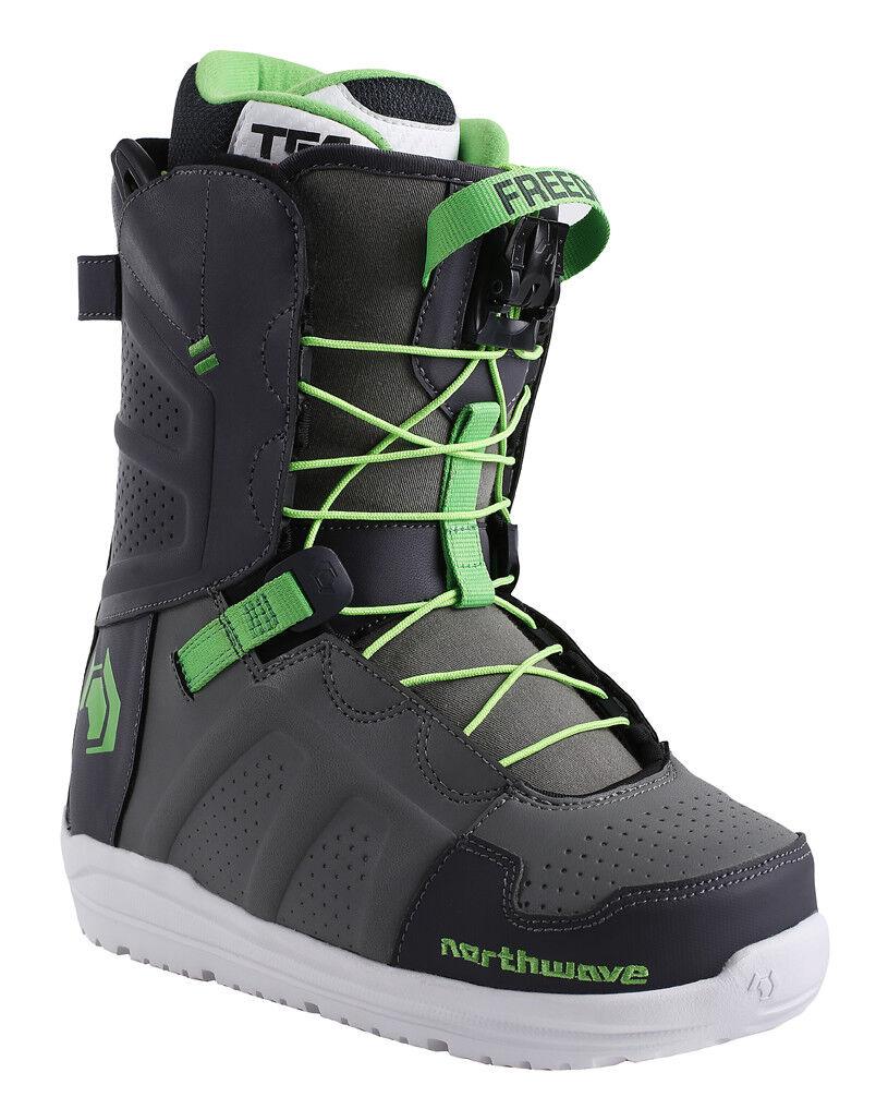 Northwave Freedom SL Snowboard Boots - Grey - 2017