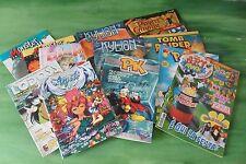 Lotto riviste fumetti diversi Angels Lodoos Pink Girl Kylion Monster Allergy