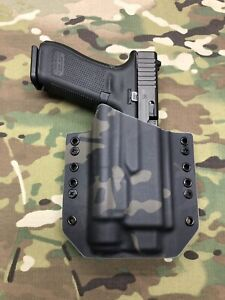 kydex holster Fits glock 17,22 black