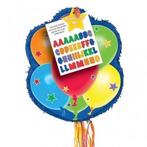 Balloons-Personalisable-Pull-String-Pinata-Party-Games-Fun-Activities