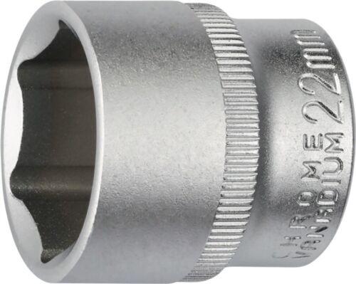 PROMAT douille 3//8 Pouce sw7mm 6kt forgé f.4kt Entraînement