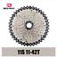 BOLANY-11-Velocidades-Cassette-11-42T-rueda-Libre-Bicicleta-De-Montana-Bicicleta-De-Montana miniatura 1
