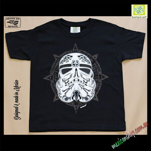 Image Is Loading Mexican T Shirt Kids Unisex Star Wars Clone