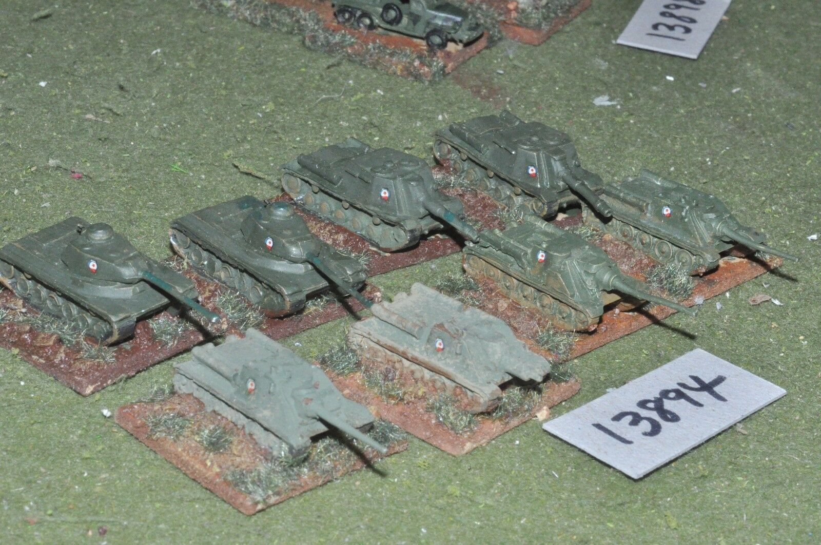 10mm WW2   russian - vehicles world war 2 - vehicles (13894)