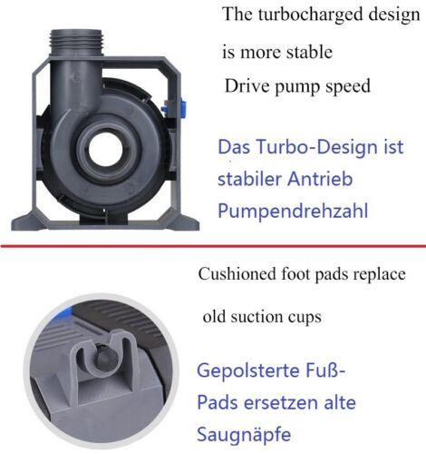 SunSun SuperECO Teichfilterpump Wasserpumpe Bachlaufpumpe Filterpumpe Teichpumpe