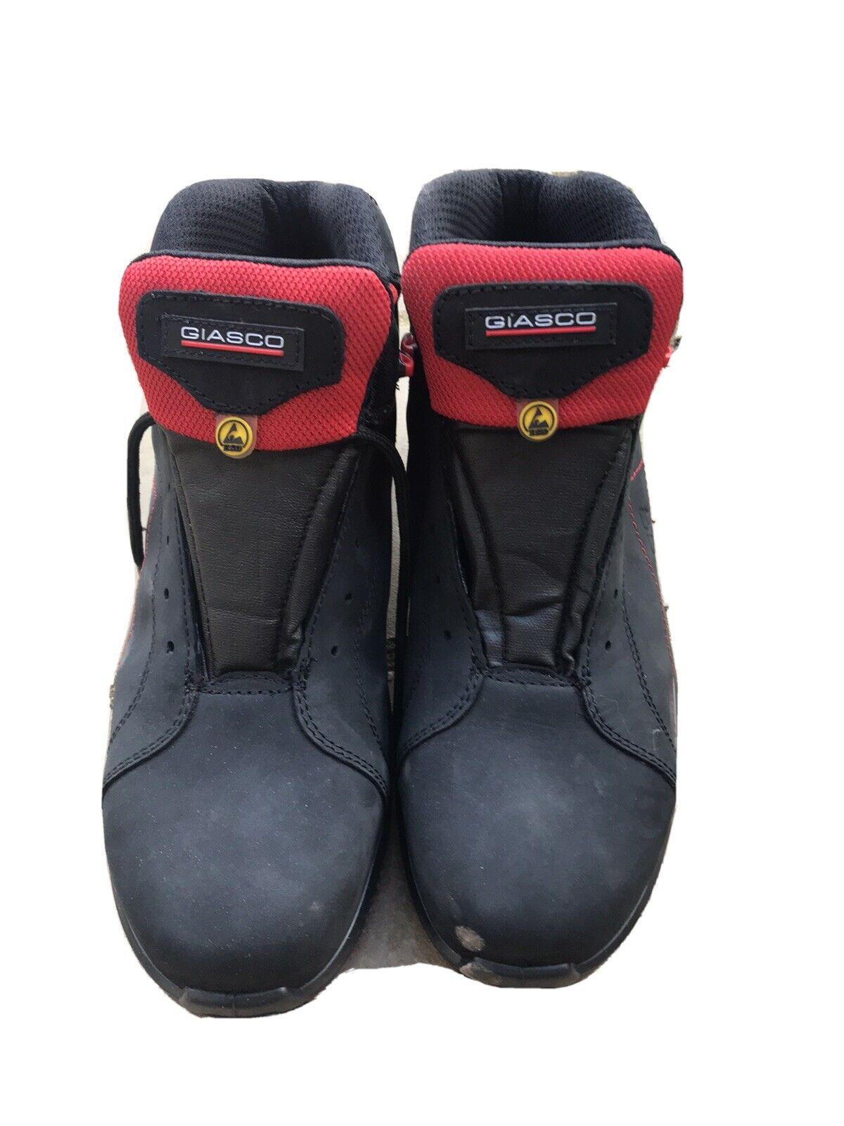 giasco safety shoes