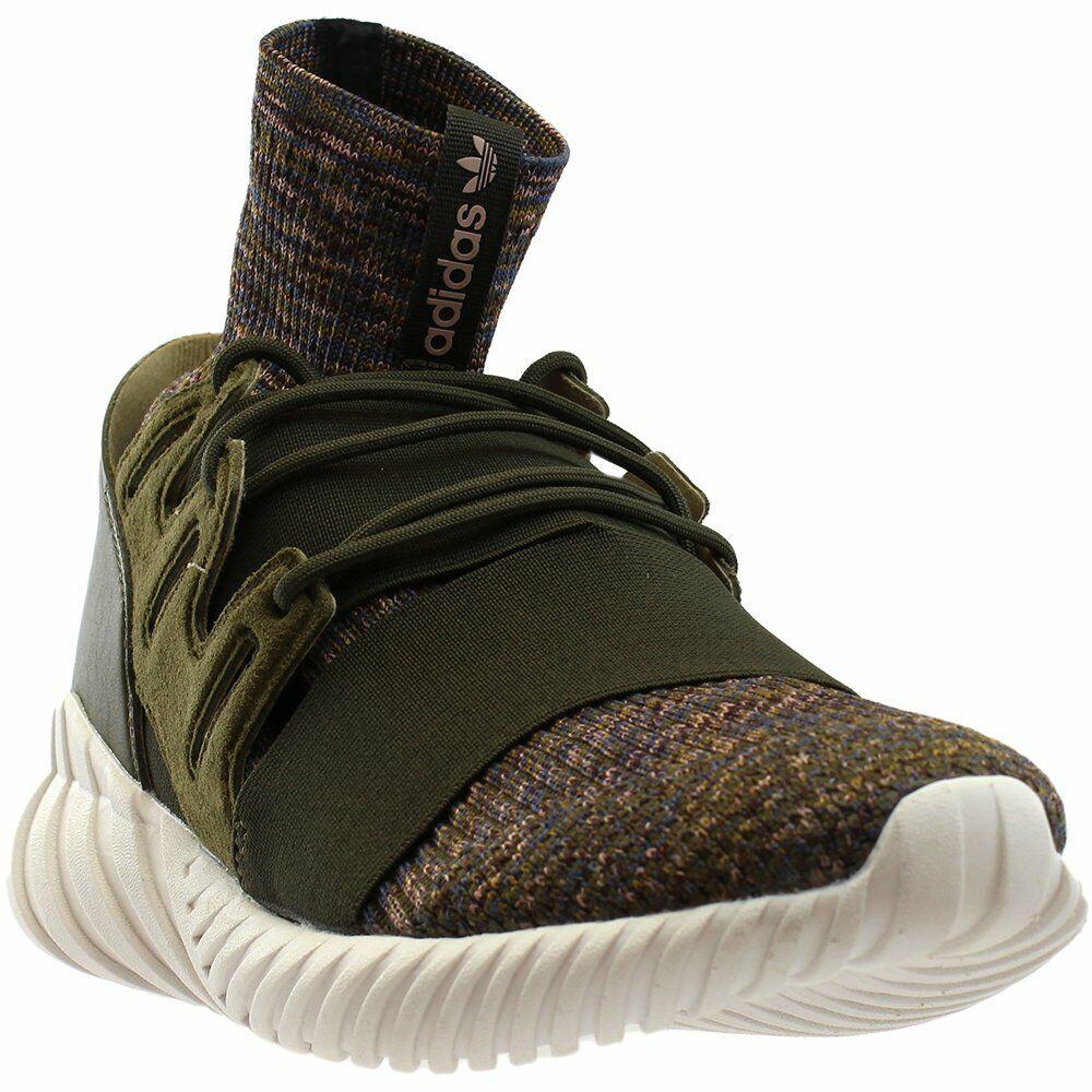 Adidas TUBULAR DOOM PK Sneakers - Green - Mens