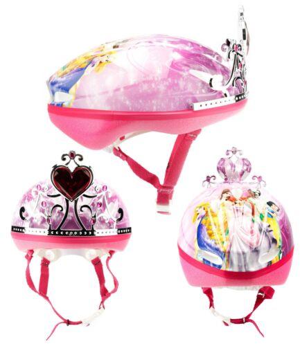 Bell Kinder Fahrradhelm Schutzhelm Disney Prinzessin verstellbar 50-54 cm