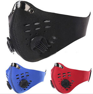 ANTI-DUST-POLLUTION-HALF-FACE-MOTORBIKE-CYCLING-BIKE-RUNNING-NEOPRENE-MASK