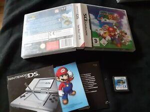 Jeu Super Mario 64 DS Nintendo DS COMPLET notice fr