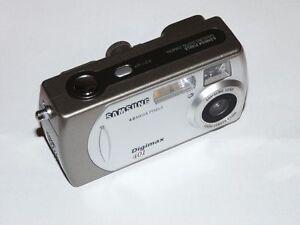 Samsung 401 4.0 MP - Digital Camara - Plateado